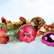 Christmas background — Stock Photo #58755195