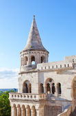 Fisherman Bastion — Stock Photo