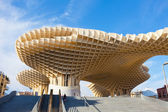 Metropol Parasol in Plaza, Sevilla — Stock Photo