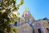 Pokrovsky Cathedral in Sevastopol — Stock Photo