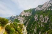 Montserrat mountain — Stock Photo