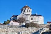 Vladimirsky Cathedral in Chersonese — Fotografia Stock