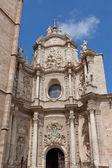 Cathedral Church, Valencia — Stockfoto