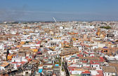 City of Seville — Stockfoto
