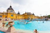 Thermal baths in Budapest. — Stock Photo