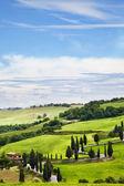 Landscape of Tuscany — Stock Photo