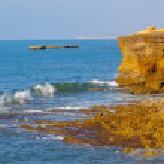 Atlantic Ocean in Portugal — Stock Photo #63369495