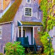 Old house in Delft, Holland — Stock Photo #64633323