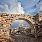 Ancient Greek city of Chersonese — Stock Photo #69905509