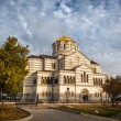 Vladimirsky Cathedral in Chersonese — Stock Photo #69905563