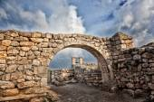 Ancient Greek city of Chersonese — Stock Photo
