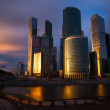 The Moscow International Business Center — Stock Photo #74116621