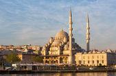 Yeni Cami, significato nuova moschea — Foto Stock