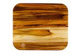 Chopping cutting board — Stock Photo