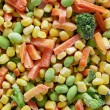 Frozen vegetables — Stock Photo #71262723