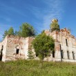 Ruins of old orthodox church — Stock Photo #54503745