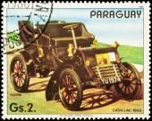 Carried Vintage postage stamp franchise