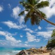 Unspoiled tropical beach in Sri Lanka. — Stock Photo