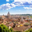 Rome and St. Peters Basilica — Stock Photo #54355625