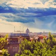 Rome and St. Peters Basilica — Stock Photo #54356153
