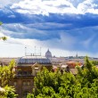 Rome and St. Peters Basilica — Stock Photo #54930121