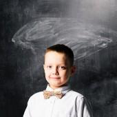 School boy — Stock Photo
