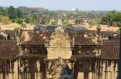 Angkor temple complex — Stock Photo