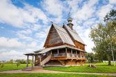 Suzdal. Church of St. Nicholas from the village of Glotovo, Yuri — Stock Photo