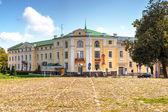 "Hotel a restaurace ""Sokol"". Suzdal. Rusko — Stock fotografie"