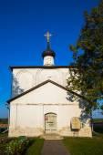 Church of Saints Boris and Gleb. Built in 1152. Kideksha. Russia — Stock Photo