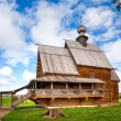 Suzdal. Church of St. Nicholas from the village of Glotovo, Yuri — Stock Photo #59253553