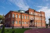 Russia. Tambov. Building high school number 7 — 图库照片