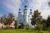 Russia. Città di Tambov. Cattedrale di Kazan monastero — Foto Stock