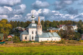 View of Suzdal. Russia — Stock Photo