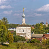 Tikhvin Church in Suzdal. Russia — Stock Photo