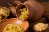 Pasta closeup — Stock Photo