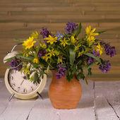 Bouquet de fleurs sauvages — Photo