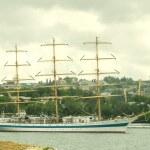Sailing vessel — Stock Photo #75340109