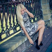 Mooi verleidelijke meisje — Stockfoto