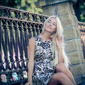 美しい魅惑的な女の子 — ストック写真