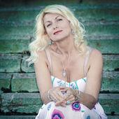 美しい中年女性 — ストック写真