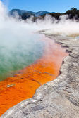 Geothermal area — Stock Photo