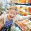 Grocery shopping — Stock Photo #59411873