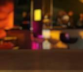 Bar dans une boîte de nuit — Photo