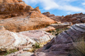 Valley of Fire State Park Nevada — Stock Photo