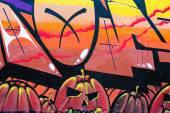 Straat graffiti — Stockfoto