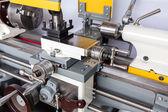 Turning lathe machine — Stock Photo