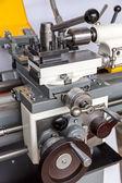 Lathe machine closeup — Stock Photo