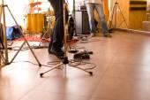 Musiker Band Ausstattung — Stockfoto