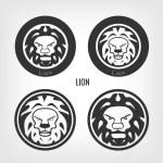 ������, ������: Set of lions